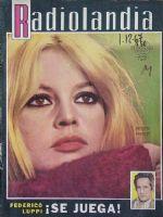 Radiolandia Magazine [Argentina] (1 December 1967)