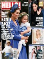 Hello! Magazine [United Kingdom] (8 October 2018)
