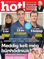 HOT! Magazine [Hungary] (7 December 2017)