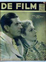 De Film (Belgian Magazine) Magazine [Belgium] (24 March 1940)
