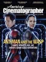 American Cinematographer Magazine [United States] (August 2018)
