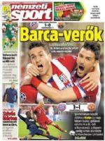 Nemzeti Sport Magazine [Hungary] (10 April 2014)