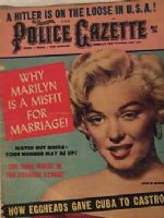 Police Gazette Magazine [United States] (May 1961)