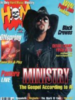 Hot Metal Magazine [Australia] (January 1995)