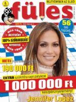 Fules Magazine [Hungary] (5 February 2019)
