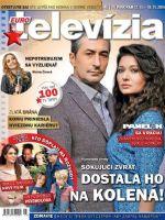 Eurotelevízia Magazine [Slovakia] (12 November 2016)