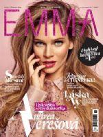 Emma Magazine [Slovakia] (February 2016)
