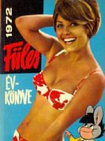 Füles Évkönyv Magazine [Hungary] (January 1972)