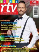 Szines Rtv Magazine [Hungary] (21 October 2019)