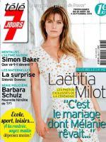 Télé 7 Jours Magazine [France] (29 August 2015)