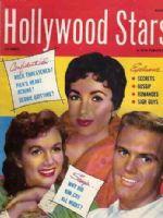 Hollywood Stars Magazine [United States] (October 1956)
