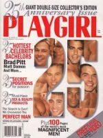 Playgirl Magazine [United States] (June 1998)