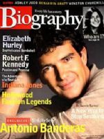 Biography Magazine [United States] (November 2000)