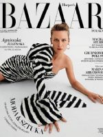 Harper's Bazaar Magazine [Poland] (December 2018)