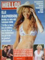 Hello! Magazine [United Kingdom] (11 July 2000)