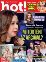 HOT! Magazine [Hungary] (16 May 2019)