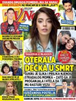 TV Novele Magazine [Serbia] (8 January 2018)