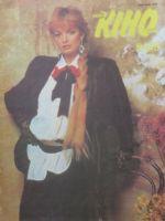 Novyny Kinoekranu Magazine [Soviet Union] (September 1989)