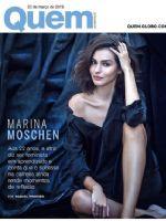 Quem Magazine [Brazil] (22 March 2019)