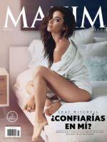 Maxim Magazine [Mexico] (March 2015)