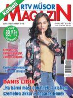 Kétheti RTV Műsormagazin Magazine [Hungary] (3 December 2018)