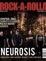 Rock-A-Rolla Magazine [United Kingdom] (October 2015)