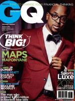 GQ Magazine [South Africa] (March 2015)
