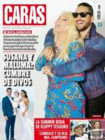 Caras Magazine [Argentina] (5 December 2017)
