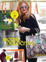 Grazia Magazine [Slovenia] (October 2015)