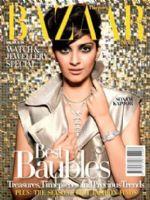 Harper's Bazaar Magazine [India] (June 2009)