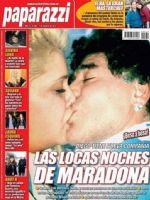 Paparazzi Magazine [Argentina] (1 August 2014)