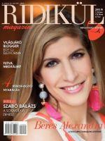 Ridikül Magazine [Hungary] (1 June 2017)