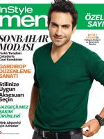 Instyle Man Magazine [Turkey] (October 2011)