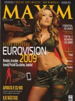 Maxim Magazine [Romania] (May 2009)