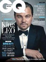 GQ Magazine [United Kingdom] (June 2016)