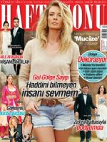 Haftasonu Magazine [Turkey] (14 May 2014)