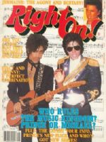 Right On! Magazine [United States] (September 1984)