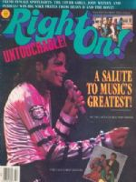 Right On! Magazine [United States] (July 1988)