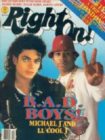 Right On! Magazine [United States] (December 1987)