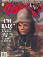 Right On! Magazine [United States] (March 1987)
