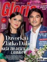 Gloria Magazine [Croatia] (12 July 2018)