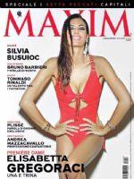 Maxim Magazine [Italy] (August 2014)