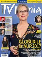 TV Mania Magazine [Romania] (20 January 2017)