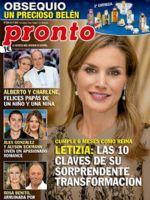 Pronto Magazine [Spain] (20 December 2014)