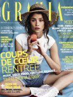 Grazia Magazine [France] (22 August 2014)