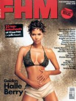 FHM Magazine [Netherlands] (April 2010)
