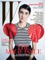 W Magazine [United States] (February 2015)