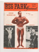 The Reg Park Journal Magazine [United Kingdom] (October 1955)