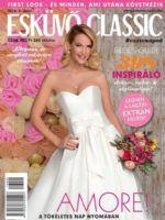 Esküvő Classic Magazine [Hungary] (May 2016)
