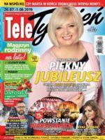 Tele Tydzień Magazine [Poland] (26 July 2019)